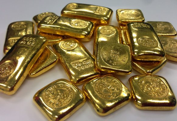 cost of gold