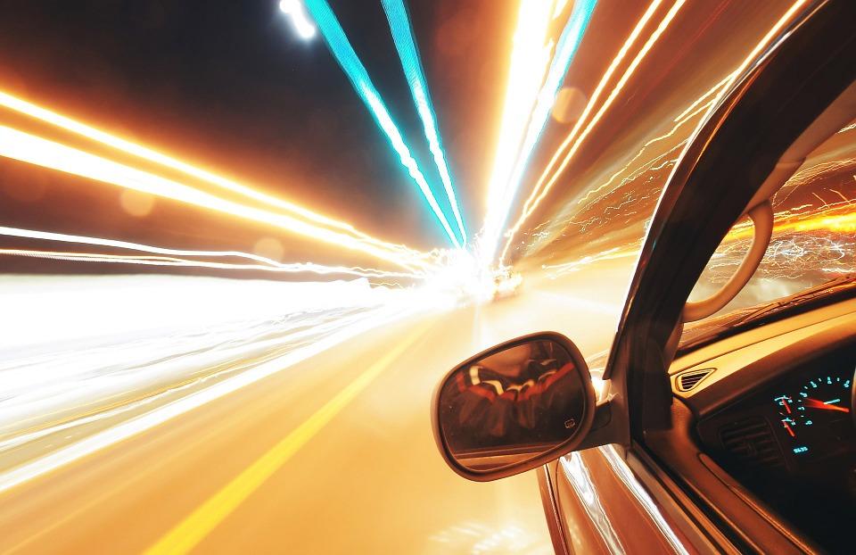 traffic speed